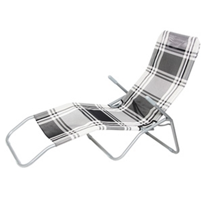 Attēls no Sauļošanās krēsls 186x57x96cm
