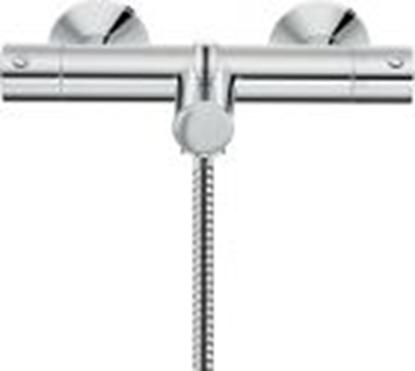 Attēls no HERZ   termostata vannas/dušas jaucējkr. FRESH 339