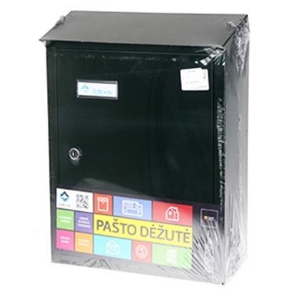 Attēls no Pastkastīte PD900 zaļa