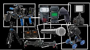 Изображение для категории Оборудование для Фотокамер
