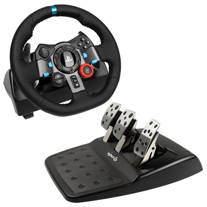 Picture of Spēļu stūre Logitech G29 Driving Force