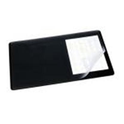 Изображение Galda segums 40x53cm melns ar plēvi,  DURABLE