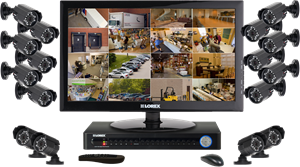 Picture for category Security systems