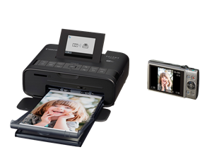 Picture for category Comact photo printers