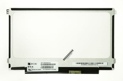 "Attēls no LCD screen 11.6"" 1366×768 HD, LED, SLIM, matte, 40pin (right), A+"