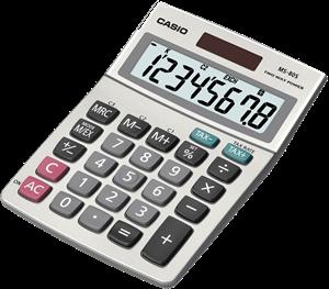 Attēls attiecas uz kategoriju Kalkulatori