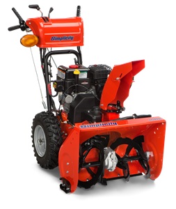 Picture for category Snow blowers