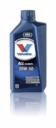 Picture of VALVOLINE Motoreļļa ALL CLIMATE 20W50 1L,