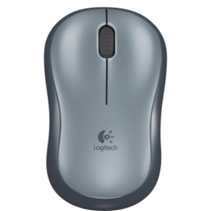 Attēls no MOUSE USB OPTICAL WRL M185/GREY 910-002238 LOGITECH