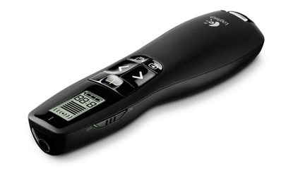 Attēls no Logitech Professional Wireless Presenter R700