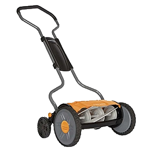 Picture for category Mechanical lawn mowers