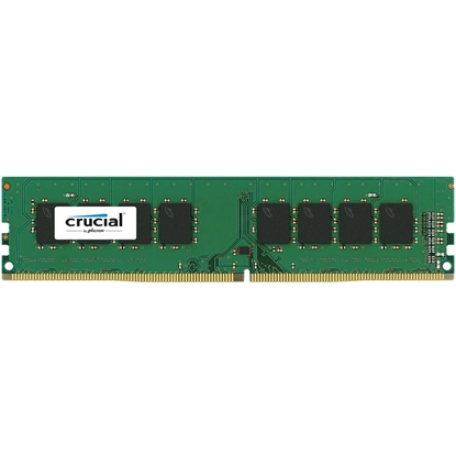 Изображение Crucial 4 GB, DDR4, 2400 MHz, PC/server, Registered No, ECC No