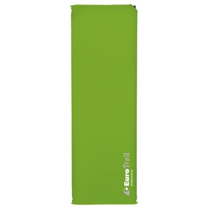 Picture of EUROTRAIL Isocamp Thermo Stretch 6 cm / Zaļa / Pelēka