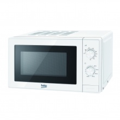 Attēls no BEKO Microwave MGC20100W, 20L, 700W, White color
