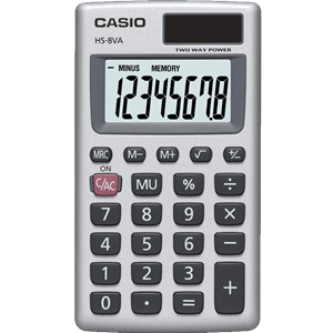 Picture for category Pocket calculators