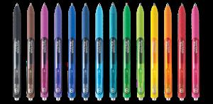 Attēls attiecas uz kategoriju Gēla pildspalvas