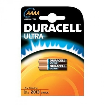 Picture of Duracell AAAA 2 pack