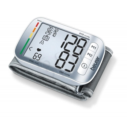 Picture of Pressure gauge Wrist blood pressure monitor Beurer BC 50