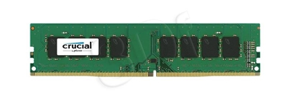 Attēls no Crucial 8 GB, DDR4, 288-pin DIMM, 2400 MHz, Memory voltage 1.2 V, ECC No
