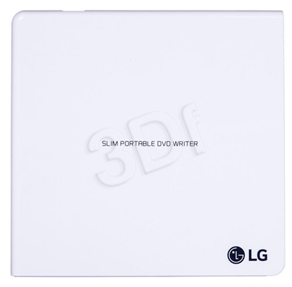 Picture of Ārējais diskdzinis LG GP57EW40 White