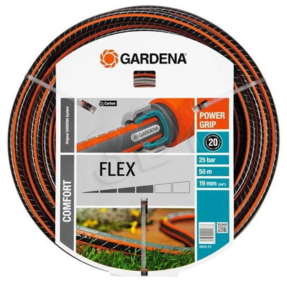 Изображение Gardena Comfort Flex Hose 9x9 19mm 3/4  50 m