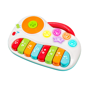 Attēls attiecas uz kategoriju Muzikālās rotaļlietas