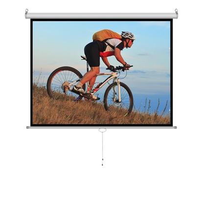 Attēls no ART manual display semi-automat 4:3 84'' 170x127cm MS-84 4:3