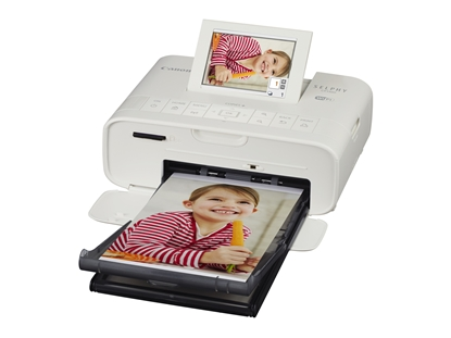 Изображение Canon CP1300 Colour, Dye-sublimation thermal transfer printing system, Selphy Photo printer, Wi-Fi, White