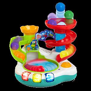 Attēls attiecas uz kategoriju Interaktīvās un mehāniskās rotaļlietas