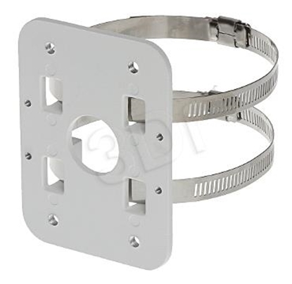 Attēls no CAMERA ACC POLE MOUNT BRACKET/PFA152-E DAHUA