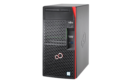 Attēls no Fujitsu PRIMERGY TX1310 M3 server Intel® Xeon® E3 Family 3.3 GHz 8 GB DDR4-SDRAM Tower 250 W