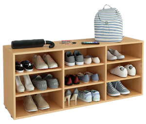 Picture for category shoe shelves