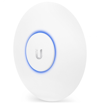 Picture of Ubiquiti UAP-AC-LR 2.4 - 5 GHz, 867 Mbit/s, 10/100/1000 Mbit/s, Ethernet LAN (RJ-45) ports 1, MU-MiMO Yes, PoE in, 802.11 a/b/g/n/ac