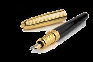Изображение для категории Ручки чернильные и линеры