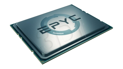 Attēls no AMD EPYC (Eight-Core) Model 7251, Socket SP3, 2.1GHz, 32MB, 120W
