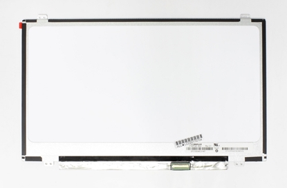 Attēls no LCD screen 14.0' 1600×900 HD+, LED , SLIM, matte, 30pin (right) EDP,  A+