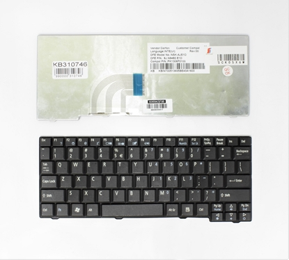 Изображение Keyboard ACER Aspire: One A110, A150, D150, D250, KAV10, KAV60, ZG5, ZG8