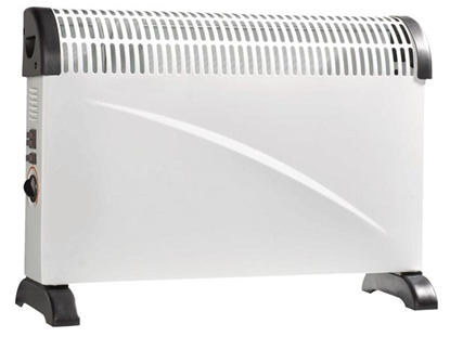 Attēls no TC78050N Velleman elektriskais konvektors 2000w ar turbo funkciju