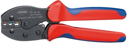 Picture of KNIPEX Appresēšanas stangas 0,5-6mm2,