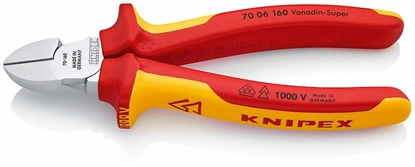 Picture of KNIPEX Asknaibles 160 mm, VDE,