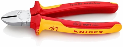 Picture of KNIPEX Asknaibles 180 mm, VDE 1000V,