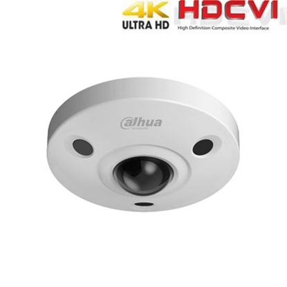 Изображение HD-CVI kam. Fish-Eye 8MP HAC-EBW3802P