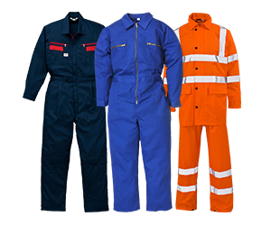 Picture for category Workwear and personal protective equipment