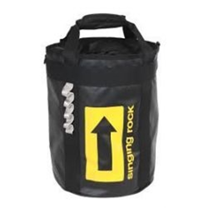 Изображение SINGING ROCK Soma virvēm Carry Bag / Melna / 28 + 10 L