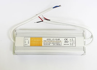 Picture of 100W 48V power supply IP67