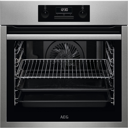 Attēls no AEG BES331110M Electric 71L 3500W A Stainless steel