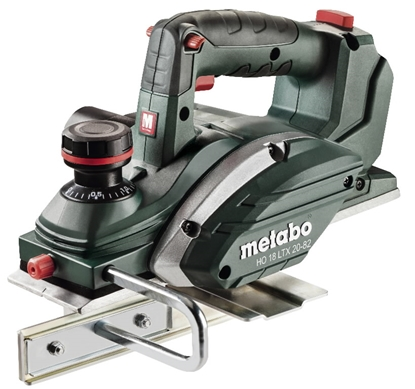 Attēls no METABO Cordless planer HO 18 LTX 20-82, without battery/charger,
