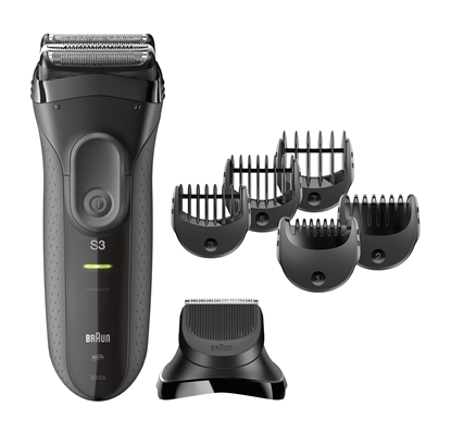 Attēls no Braun 3000BT beard trimmer Grey