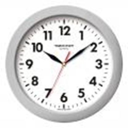 Attēls no 61670611 troyka sienas  pulkstenis  50 cm diametrs