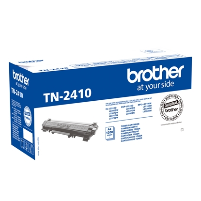 Picture of Brother TN-2410 Toner cartridge, Black